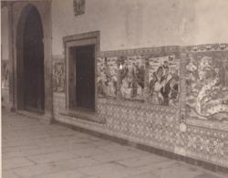 TALAVERA DE LA REINA ERMITAGE De La VIRGEN Del PRADO 1963 Photo Amateur Format Environ 7,5 Cm X 5,5 Cm - Lugares