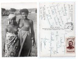 (Nus) 168, Madagascar, Stavy 1005, Types Du Sud, Jeunesse Antandroy - Afrique Du Sud, Est, Ouest