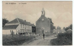 Silly Saint Marcoult - La Chapelle - Belle Carte - Passed By Censor N° 6356 - Silly