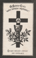 Jeanne Marie  Michiels-linkebeek 1852-uccle 1896 - Devotion Images