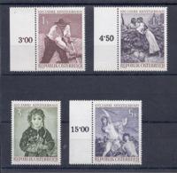 190032088  AUSTRIA   YVERT   Nº  927/30  **/MNH - 1961-70 Nuevos & Fijasellos