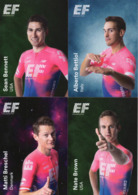 Cyclisme, Serie EF Education First 2019, Complet - Cyclisme