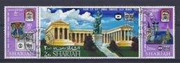 190032095  SHARJAH  YVERT   Nº  165A/C - Sharjah