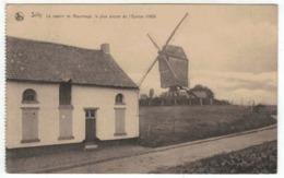 Silly - Le Moulin De Mauvinage - Le Plus Ancien De L'Europe - Ed. Hanotier Potvin - Silly