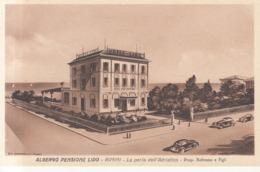 533 - Rimini - Albergo Pensione Lido - Italie