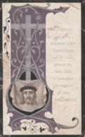 Prentje  Minet-wez 1840-ere 1897-opgelet Geplakt ! - Devotion Images