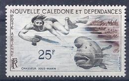 190032101  NUEVA CALEDONIA  YVERT   AEREO  Nº  69  **/MNH - Nueva Caledonia