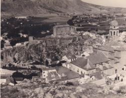 LOJA ALCAZABA Province De GRANADA 1962 Photo Amateur Format Environ 5,5 X 7,5 Cm - Lugares
