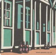 UNUSED BEERMAT - ADNAMS BREWERY (SOUTHWOLD, ENGLAND) - BEER FROM THE COAST (Cat No 056) - ( 2003) - Portavasos