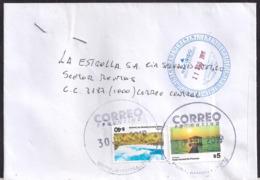 Argentina - 2019 - 3 Lettre - Courrier Ordinaire - Argentina