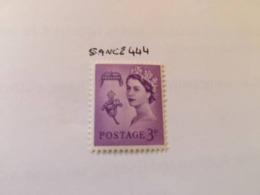 Guernsey Queen 3d 1958 Mnh - Guernsey