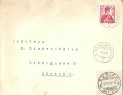 Brief  Rohrbachgraben - Zürich          1909 - Brieven En Documenten