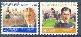 New Zealand 1990 Mi 1126-1127 MNH ( ZS7 NZL1126-1127 ) - Non Classificati