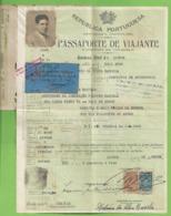 Portuga - Passaporte - Passport - Passeport - Vecchi Documenti
