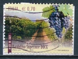 °°° ITALIA 2013 - VINI - BARDOLINO SUPERIORE DOCG °°° - 6. 1946-.. Repubblica
