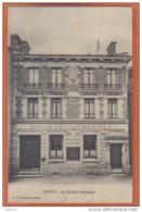 Carte Postale 14. Lisieux  La Société Générale  Trés Beau Plan - Lisieux