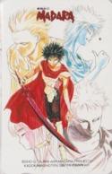 Télécarte Japon / 110-011 - MANGA - MADARA By SHO-U TAJIMA ** ONE PUNCH ** - ANIME Japan Phonecard  - 11648 - Fumetti