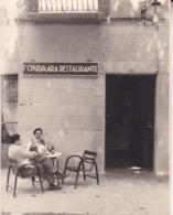 BOLTANA 1964  Photo Amateur Format Environ 7,5 Cm X 3,5 Cm - Lugares