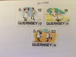 Guernsey Europa 1989 Mnh A - Guernsey