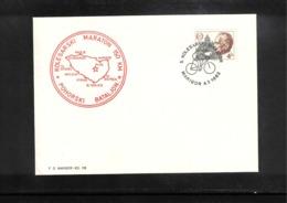 Jugoslawien / Yugoslavia 1983 Maribor Cycling Marathon Interesting Cover - Radsport