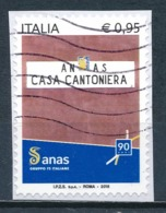 °°° ITALIA 2018 - ANAS CASA CANTONIERA °°° - 2011-...: Usati