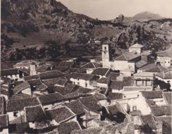 GRAZALEMA Andalousie 1962 Photo Amateur Format Environ 7,5 Cm X 3,5 Cm - Lugares