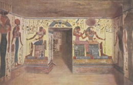 EGYPT , 00-10s ; Queen Nefertari Tomb - Other