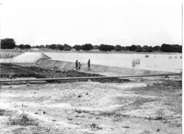 Photo Haute Volta (Burkina Faso) 1979. Retenue D'eau Région De Koudougou. Photo Du Père Gust Beeckmans - Africa