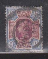 GREAT BRITAIN Scott # 120 Used - Queen Victoria - CV $45.00 - 1840-1901 (Victoria)