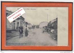 Carte Postale 54. Lucey  Entrée Du Village  Grande Rue Trés Beau Plan - France