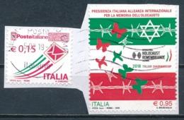 °°° ITALIA 2018 - OLOCAUSTO °°° - 6. 1946-.. República