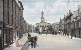 ELGIN , Moray , Scotland , 00-10s ; High Street - Moray