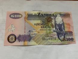 Zambia 100 Kwacha Banknote 2008 - Sambia