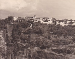 HUETOR SANTILLAN 1954 Photo Amateur Format Environ 7,5 Cm X 3,5 Cm - Lugares