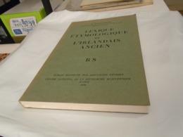"""LEXIQUE ETYMOLOGIQUE DE L'IRLANDAIS ANCIEN """" R S """"  J. VENDRYES  1974 - Culture"""