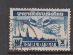 Thailand 1952 Airmail,2b Used - Thailand