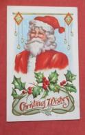 Christmas > Santa Claus  Embossed   Ref 3625 - Santa Claus