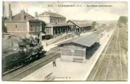 60600 CLERMONT - Lot De 2 CPA - Voir Détails Dans La Description - Clermont