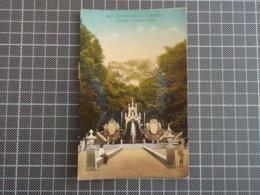 11.435) Portugal Coimbra Cascata De Santa Cruz 1953 - Coimbra