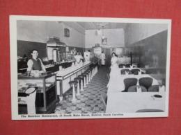 Interior Rainbow Restaurant  South Carolina > Sumter  Ref 3626 - Sumter