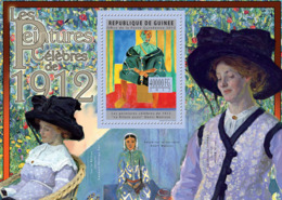 Guinea  2012  Paintings ,Henri Matisse - Guinea (1958-...)