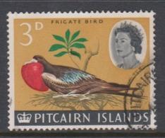 Pitcairn Islands  Scott 42 1964 Queen Elizabeth II ,3d ,used - Stamps
