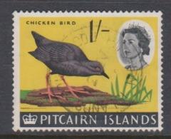 Pitcairn Islands  Scott 47 1964 Queen Elizabeth II ,One Shilling ,used - Stamps