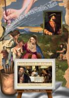 Guinea 2012 Titian,- Great Italian Masters Paintings - Guinea (1958-...)