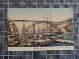 11.491) Portugal Porto Ponte D. Luis  Ed. Arnaldo Soares - Porto