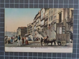 11.495) Portugal Porto Muro Dos Bacalhoeiros  Ed. Arnaldo Soares - Porto
