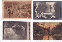 Tableaux (01) -- Lot De 50 Cartes - Pintura & Cuadros