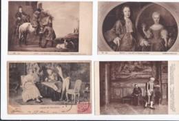 Tableaux (02) -- Lot De 55 Cartes - Paintings