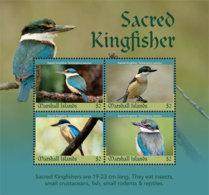 Marshall Islands   2019 Fauna   Sacred Kingfisher   I201901 - Marshall