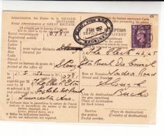 Australia / A.R.Mail / G.B. / Buckinghamshire / Tasmania - Australia